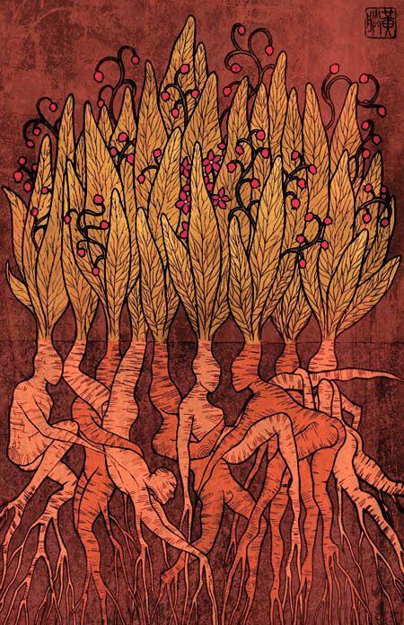 social satire in the mandrake root